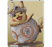 BB-kachu, gotta catch the droid you're looking for. iPad Case/Skin