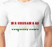 Tajikistan Unisex T-Shirt