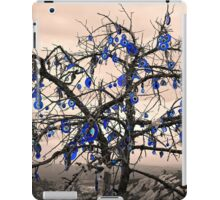 Protected from all evil eyes (Wish Tree) iPad Case/Skin