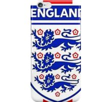 England 2 iPhone Case/Skin