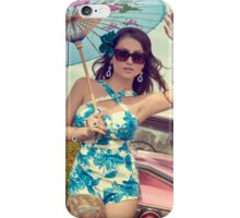 Fabulous Fifties iPhone Case/Skin