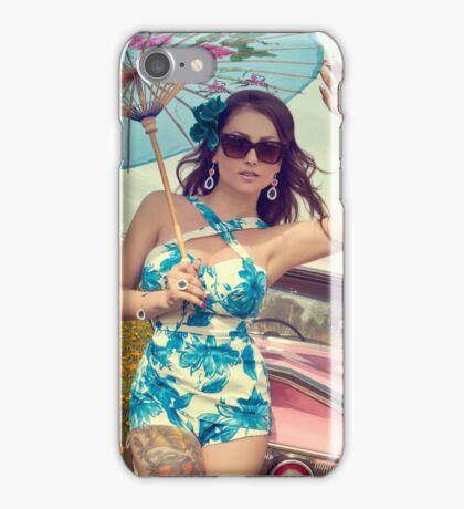 Fabulous Fifties iPhone Case/Skin