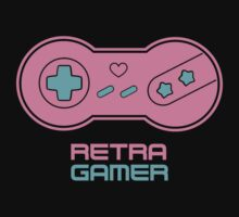 Retra Gamer - Model 101 Kids Tee