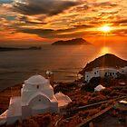 Panagia Thalassitra Sunset by Hercules Milas