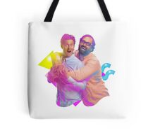 tim and eric awesome show (fixed/better) Tote Bag