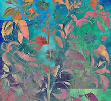 FLOWERING PLANT by Tammera