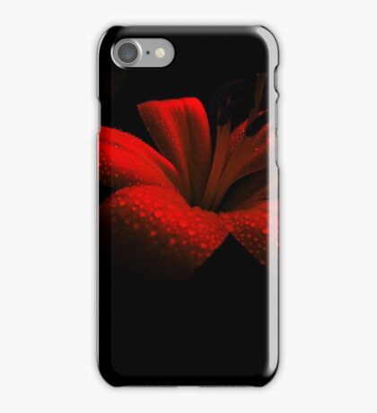 Ruby Duvet Covers iPhone Case/Skin