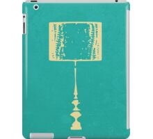L for Lamp iPad Case/Skin