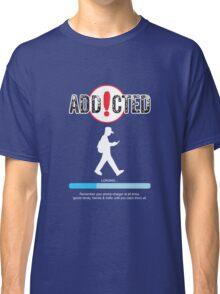 Poke Go Addicted Classic T-Shirt