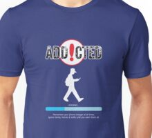 Poke Go Addicted Unisex T-Shirt