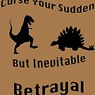 Inevitable Betrayal by Cait Jacobs