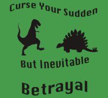 Inevitable Betrayal One Piece - Short Sleeve