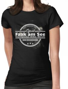Faaker See - Faak am See Vintage 2016 Womens Fitted T-Shirt