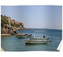 Croatia, the Adriatic Sea Poster