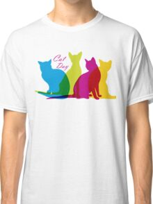 Cat day Classic T-Shirt