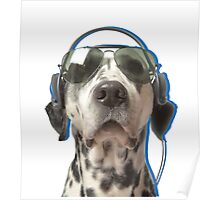 Beats by Dog Poster