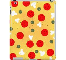 Cool and fun vector pizza iPad Case/Skin