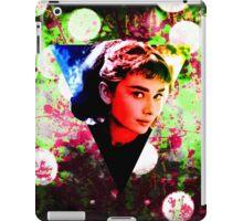 audrey hepburn  Design iPad Case/Skin