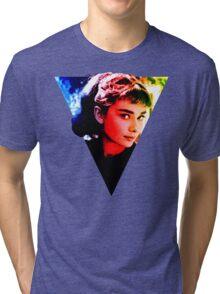 audrey hepburn  Design Tri-blend T-Shirt