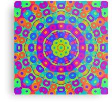 Psychedelic kaleidoscope 3 Metal Print