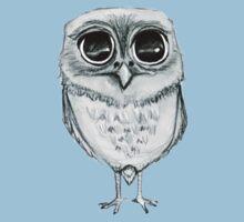 Tiny Elf Owl Kids Tee