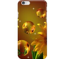 The World Of Sunflowers 6 iPhone Case/Skin
