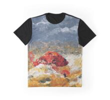 Sky Octopus Graphic T-Shirt