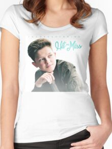Jacob Sartorius - Hit or Miss Women's Fitted Scoop T-Shirt