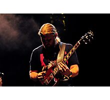 Derek Trucks Photographic Print