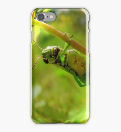 The World I Know iPhone Case/Skin