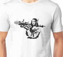 mona flower launcher  Unisex T-Shirt