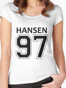 DINAH JANE HANSEN 97 Women's Fitted Scoop T-Shirt