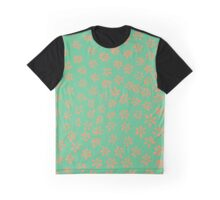 Simple Flowers | Little Snapping Turtle Graphic T-Shirt