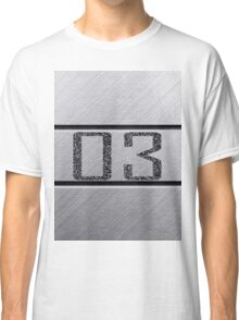 back number Classic T-Shirt