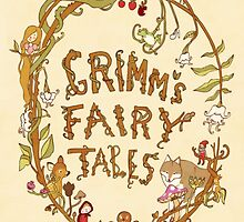 Grimm's Fairy Tales by Steph Hodges