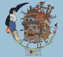 Howl's Moving Castle Kids Clothes