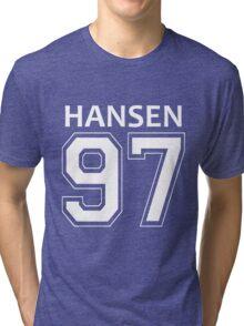 DINAH JANE HANSEN 97 Tri-blend T-Shirt