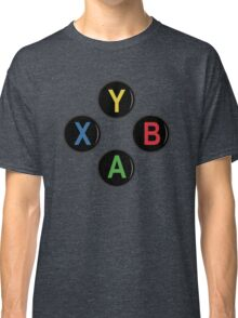 Xbox One Buttons - Minimalist Classic T-Shirt