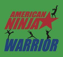 Ninja warrior One Piece - Short Sleeve