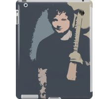 Ed Sheeran iPad Case/Skin