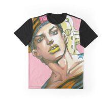 Jo2uke II - Jojolion Graphic T-Shirt