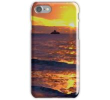 Sailors Sunset iPhone Case/Skin