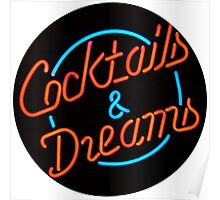 Cocktail dreamin Poster