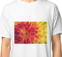 orange-red flower Classic T-Shirt