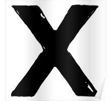 Multiply Ed Sheeran Poster