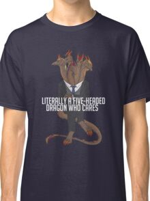 Hiram McDaniels Dragon Welcome to Night Vale Classic T-Shirt
