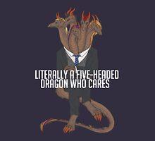 Hiram McDaniels Dragon Welcome to Night Vale Unisex T-Shirt