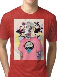 Keith Ape Tri-blend T-Shirt