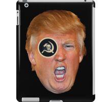 Trump One Eye on Russia iPad Case/Skin