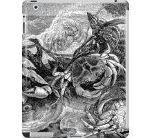 Crab Fight iPad Case/Skin